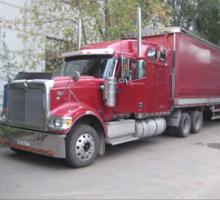 Тенты для грузовиков