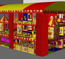 Игровая комната  6х10х3