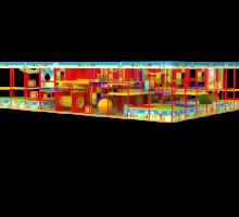 Игровая комната  10х7х2,7