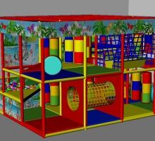 Игровая комната 4x4x2.7