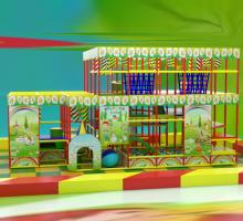 Игровая комната  8х4х4