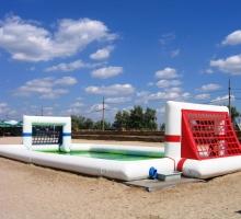 Водный аттракцион Пляжный Футбол