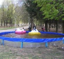 Каркасный бассейн 1