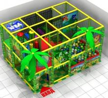 Игровая комната Джунгли