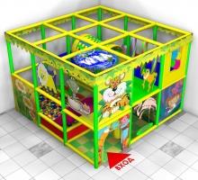 Игровая комната Саванна
