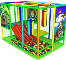 Игровая комната Зоопарк
