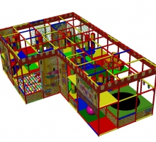 Игровая комната  8x5x2.7